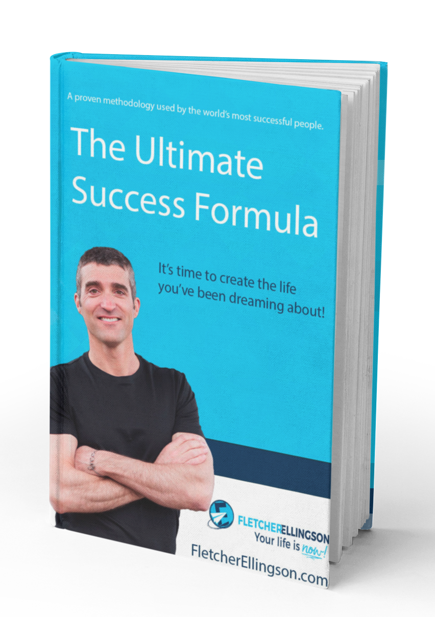 The Ultimate Success Formula, written by Fletcher Ellingson